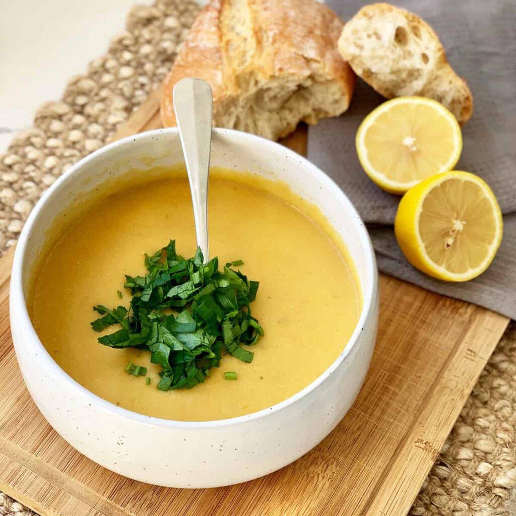 Lentil Soup aka Shorbet Adas (Lebanese Recipe)
