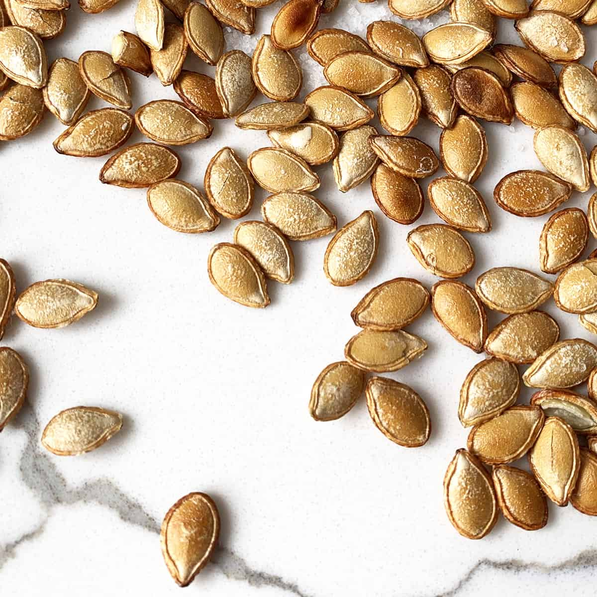 Oil Free Roasted Pumpkin Seeds