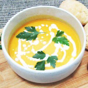 Pumpkin Soup Recipe Vegan