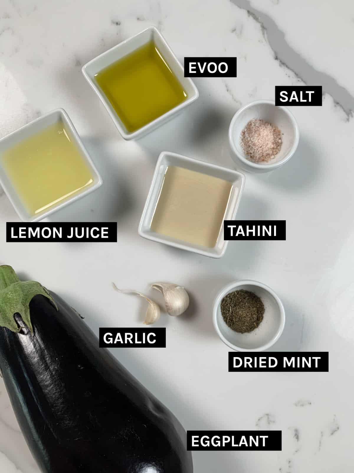 baba ghanouj ingredients