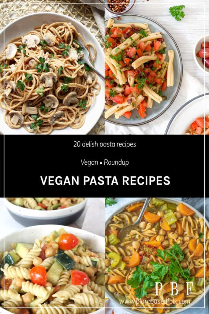 what vegan pasta should i cook for dinner tonight