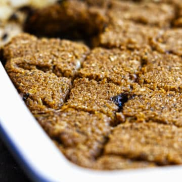 Lebanese Kibbeh with Sultanas