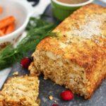 Christmas tofu roast