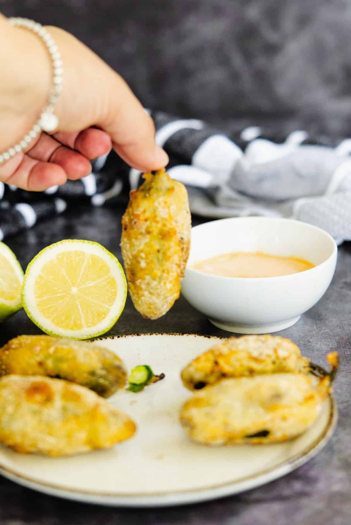 gluten free jalapeno poppers