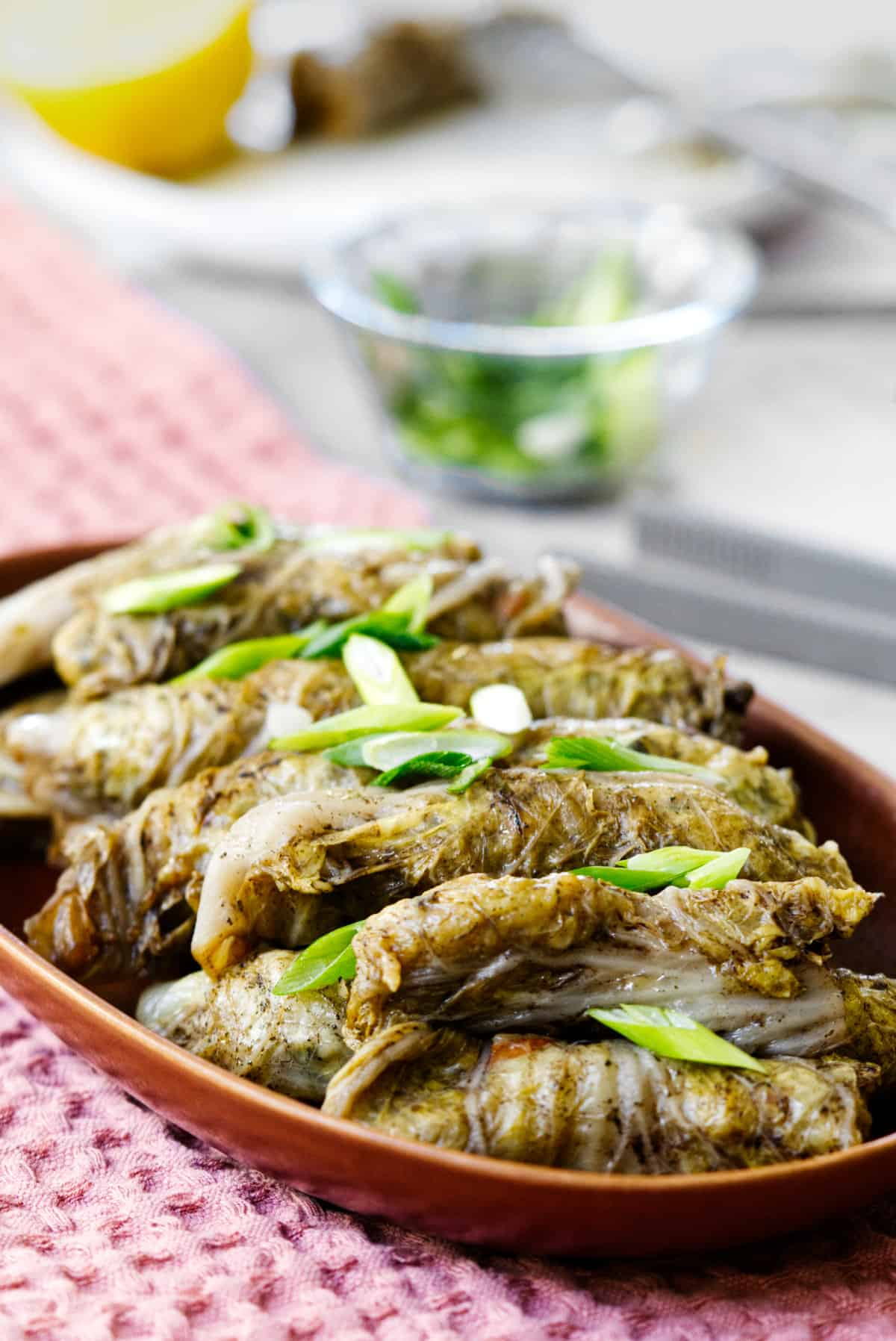 Malfouf Lebanese Cabbage Rolls