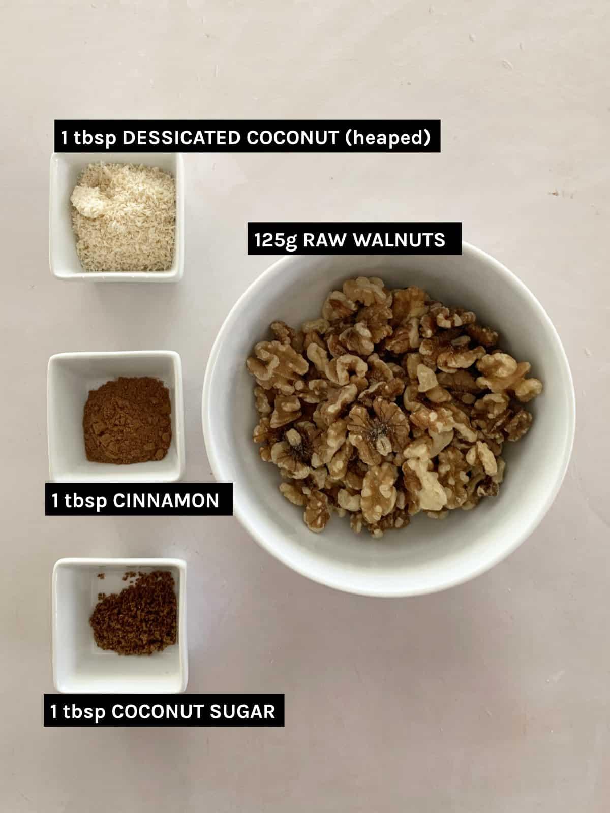 walnut filling ingredients