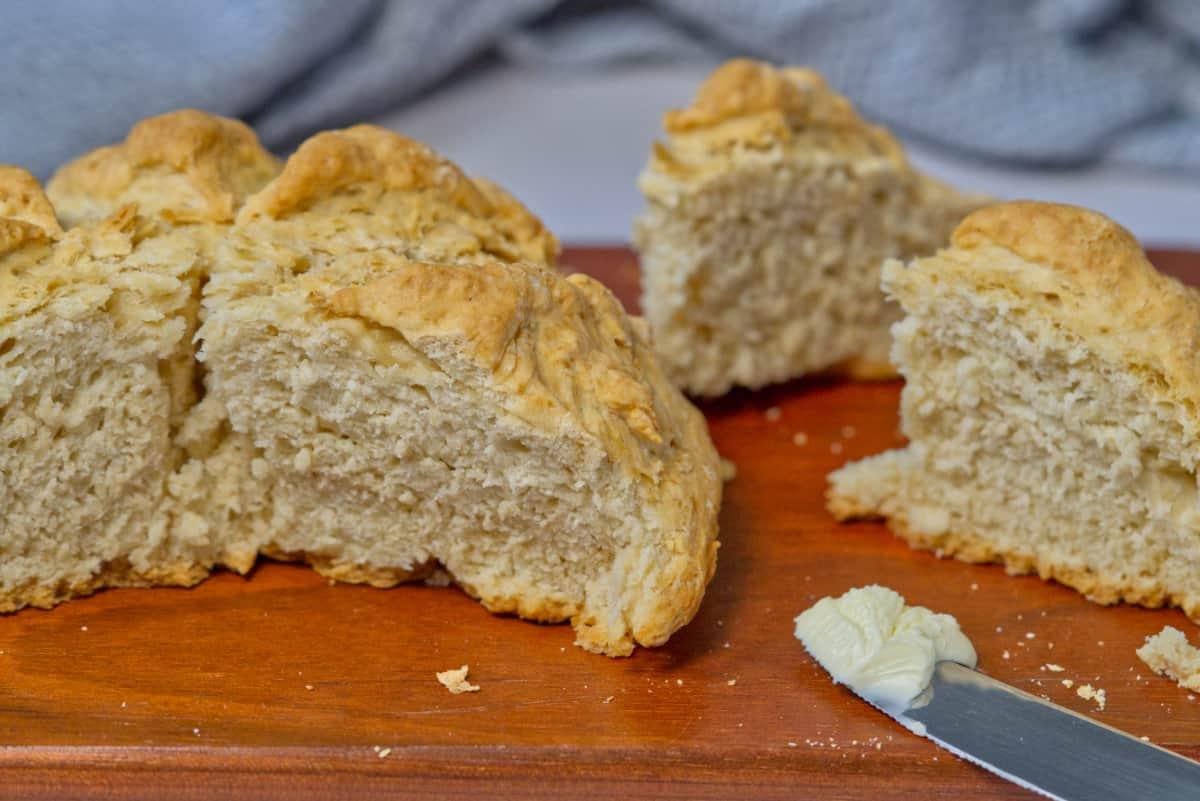 damper loaf cut up